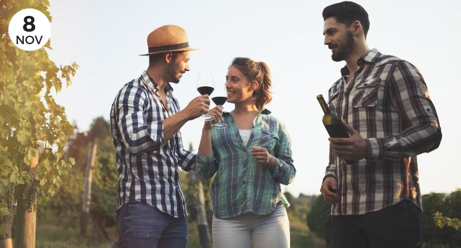 Wine Tasting, Langley, Washington, Whidbey Island, Tour, island transit, Bus tour, event, Wine